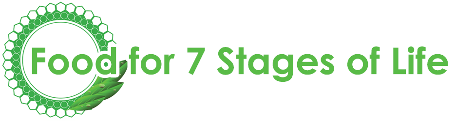 Food for 7 Stages of Life